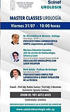 Master Classes Urología
