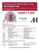 Cardiovascular Fellows' Boot Camp: BACKYARD BOOT CAMP - Cardiology Track
