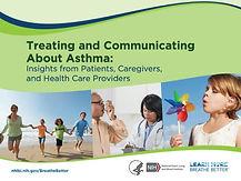 NHLBI's Asthma Formative Research Report Webinar