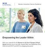 Women in da Vinci Surgery Virtual Series - Pioneer Panel: My Journey to Medicine