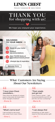 Implicit Triggered Email
