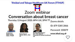 Conversation about Breast Cancer
