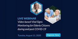 Video-based Vital Signs Monitoring for Elderly Citizens during and post COVID-19