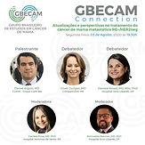 GBECAM Connection - Atualizações e perspectivas no tratamento do câncer de mama metastático RE+/HER2neg