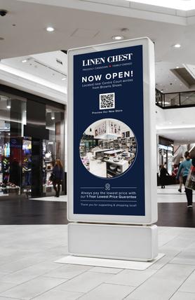 St-Laurent Mall Signage