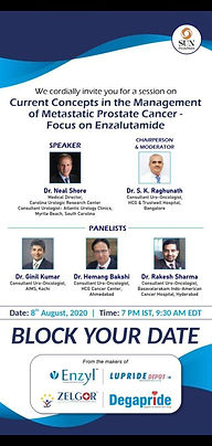 Current Concepts in the Management of Metastatic Prostate Cancer - Focus on Enzalutamide