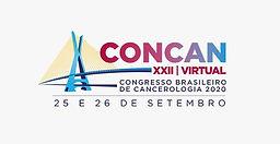 CONCAN XXII Virtual  Congresso Brasileiro de Cancerologia 2020 - Sala 3