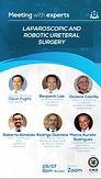 Laparoscopic and Robotic Ureteral Surgery