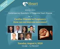 Cardiac Disease in Pregnancy. How can we improve outcomes?