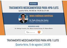 Tratamento Medicamentoso para HPB/LUTS