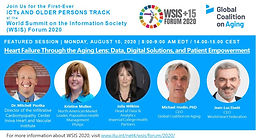 Heart Failure Through the Aging Lens: Data, Digital Solutions, and Patient Empowerment