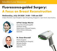 Fluorescence-guided Surgery: A Focus on Breast Reconstruction