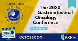 17th Annual Meeting of the International Society of Gastrointestinal Oncology - Day 1