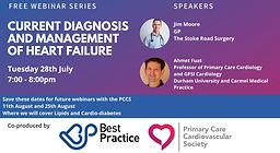 Current Diagnosis and Management of Heart Failure