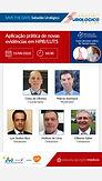 SABADÃO UROLÓGICO: Aplicação prática de novas evidências em HPB/LUTS