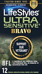 lifestyles ultra sensitive bravo condoms