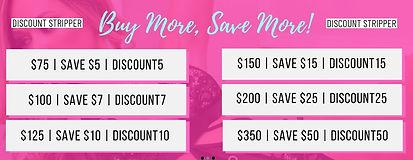 discount stripper spend save sale.jpg