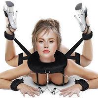 utimi detachable bondage kit wrist and t
