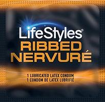 lifestyles ribbed pleasure vibra ribbed