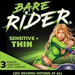 lifestyles bare rider sensitive and thin