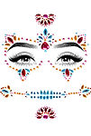 day of the dead adhesive face jewels sti