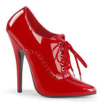 6 inch spike heel red patent leather single soles.jpg