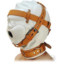 leather total sensory deprivation hood.j