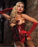 red sequin underbust corset.jpg