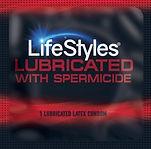 lifestyles ultra lubricated spermicidal