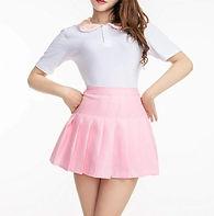 pink skirt classic onesie romper.jpg