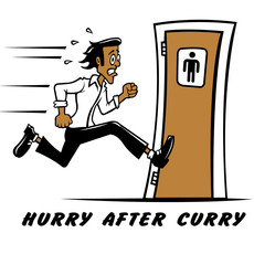 Hurry After Curry