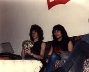 Phil & Eddie 1985