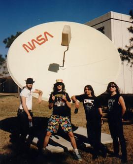 NASA, Houston, Texas January 21, 1990