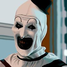 Art The Clown -Terrifier