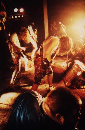 Live at Black Lite 'Beach Party', 1988