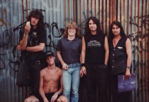 DBC & Jim & Combat Records Aug 20, 1989