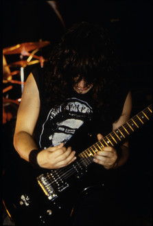 Eddie Live at Black Lite 1987