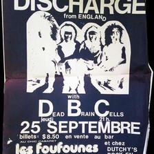 DBC & Discharge