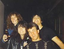 Ed, Phil, Steph, Chris Notaro Crumbsuckers