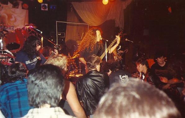 Live in Anaheim 1990