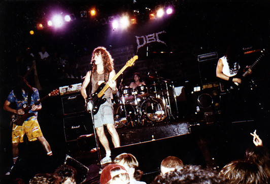 DBC Live at the Spectrum August 2, 1987