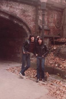 Ed & Gerry New York 1984