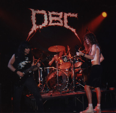 DBC Live Quebec City Aug. 26, 1988