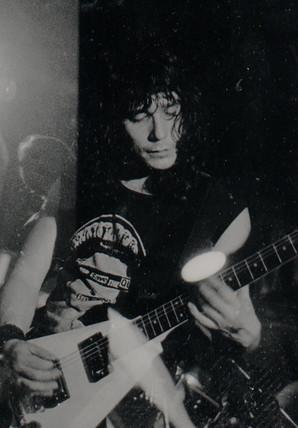 Eddie Live 1st Show 1986