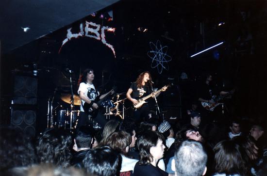 DBC Live at Foufoune Électriques