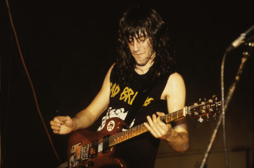 Gerry Live at Black Lite 1987