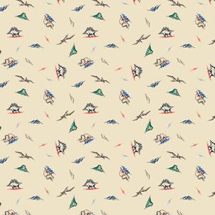 Dinosaur Pattern