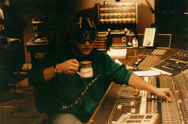 Producer Garth Richardson