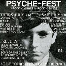Psyche-Fest 1986