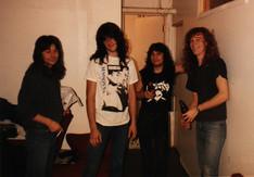 DBC Backstage at Foufs